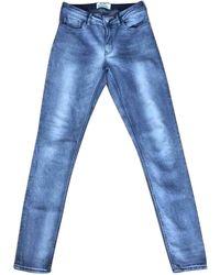 Acne Studios Slim jeans - Grau