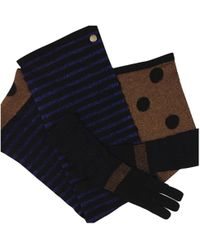 Marc By Marc Jacobs - Gloves And Scarf - Lyst