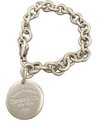 Tiffany & Co. Bracciale Return to Tiffany in Argento - Multicolore