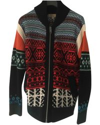 Burberry Cashmere Vest - Multicolor