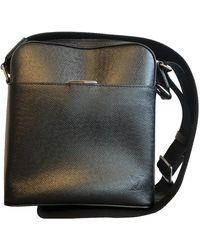Louis Vuitton Leder Taschen - Schwarz