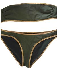 Chloé Two-piece Swimsuit - Green