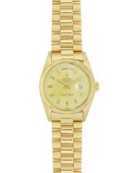 Rolex Day-date 36mm Yellow Yellow Gold Watches