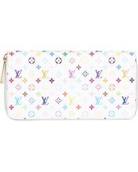 Louis Vuitton - Zippy Cloth Wallet - Lyst