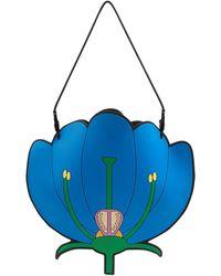 Christopher Kane Multicolor Plastic Handbag - Blue