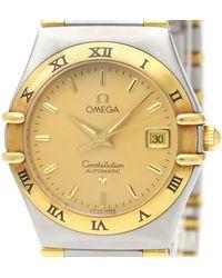 Omega Constellation Uhren - Mettallic