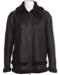 Zadig & Voltaire - Black Leather - Lyst