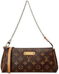 Louis Vuitton - Brown Suede - Lyst