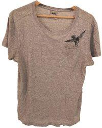 Acne Studios T-shirts - Grau