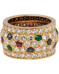 Cartier Gelbgold Ringe