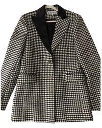 Loewe Wool Vest - Black