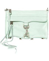 Roland Mouret Green Leather Handbag
