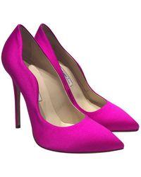 Brian Atwood Cloth - Purple
