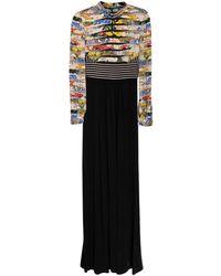 Mary Katrantzou Robe longue - Multicolore