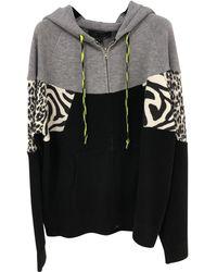 Marc Jacobs - Pre-owned Grey Viscose Knitwear & Sweatshirt - Lyst