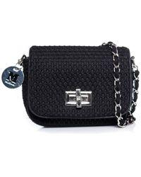 Missoni Crossbody Bag - Black