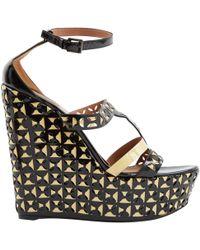 Alaïa - Patent Leather Heels - Lyst