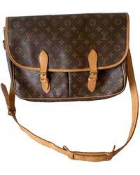 Louis Vuitton Leinen Aktentaschen - Mehrfarbig