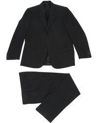 Helmut Lang - Vintage Black Wool Suits - Lyst
