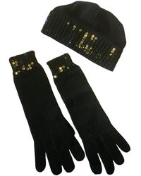 Michael Kors Wool Gloves - Black