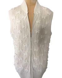 Chanel Jacket - White