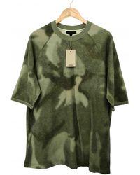 Yeezy Khaki Cotton Top - Green