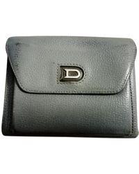 Delvaux Leather Wallet - Multicolor