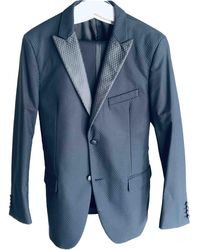 CALVIN KLEIN 205W39NYC Suit - Blue