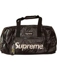Supreme Weekend Bag - Black