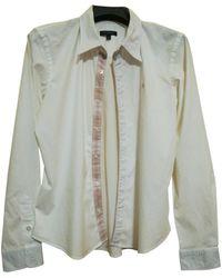 Burberry Shirt - White