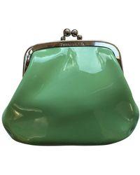 Tiffany & Co. Patent Leather Purse - Multicolor