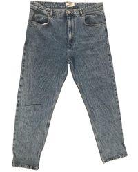 Étoile Isabel Marant Cotton Jeans - Multicolour