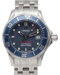Omega Seamaster Uhren - Mettallic