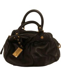 Marc By Marc Jacobs Leather Handbag - Black