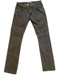 Acne Studios Gerade jeans - Mehrfarbig