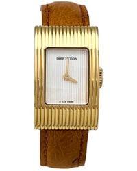 Boucheron Reflet Yellow Gold Watch - Multicolor