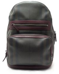 Burberry Leinen Taschen - Mehrfarbig