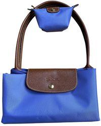 Longchamp Sac à main Pliage - Multicolore
