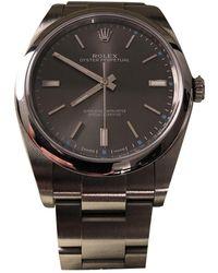 Rolex Oyster Perpetual 39mm Uhren - Mehrfarbig