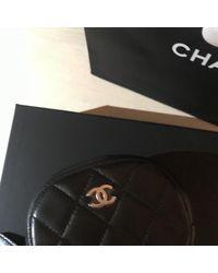 Chanel Piccola pelletteria in pelle nero Timeless/Classique