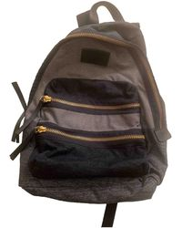 Marc By Marc Jacobs Blue Denim - Jeans Backpack