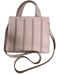Max Mara Leather Handbag - Pink