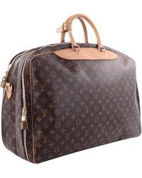 Louis Vuitton - Deauville Cloth 48h Bag - Lyst