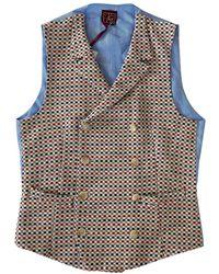 Stella Jean Pull.Gilets.Sweats en Coton - Multicolore