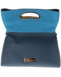 Chopard Leather Clutch Bag - Blue