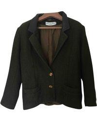 Dior Brown Wool Jacket