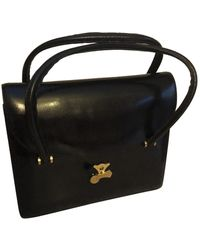 Hermès Exotenleder Handtaschen - Schwarz