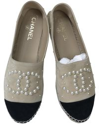 Chanel - Mocasines - Lyst