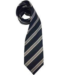 Dior - Pre-owned Silk Tie - Lyst