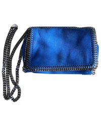 Stella McCartney Falabella Clutches - Blau